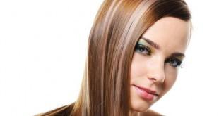 Maschera lisciante per capelli fai da te - Come lisciare i capelli in modo naturale - Capelli lisci senza piastra