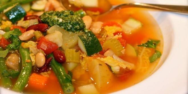 dieta del minestrone benefici opinioni controindicazioni
