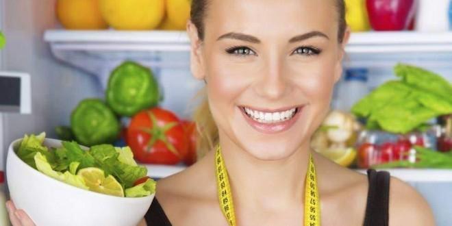 nutrirsi in modo sano