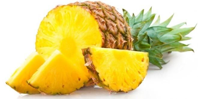 Ananas: proprietà, benefici, usi, rimedi naturali e controindicazioni.Scopri le proprietà dell'ananas per dimagrire, i valori nutrizionali e le calorie, tutti gli utilizzi in cucina o come rimedio naturale, le controindicazioni e gli effetti collaterali se consumato smodatamente.