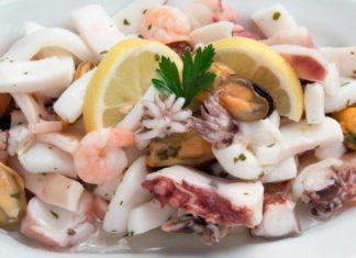 come fare insalata di mare - ricette facili e veloci