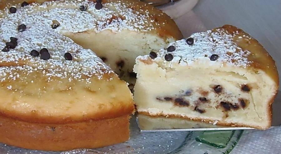 Torta alla ricotta e dolci con la ricotta ricette facili for Ricette dolci facili e veloci