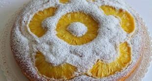 Torta all'ananas e dolci con l'ananas: ricette facili e veloci