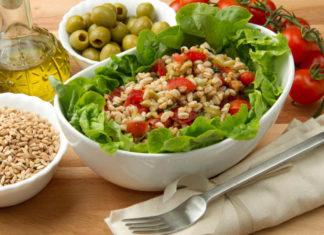 come fare insalata di cereali - ricette facili e veloci