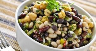 Come fare insalata di legumi - le migliori ricette facili e veloci