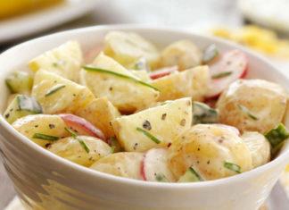Come fare insalata di patate - ricette facili e veloci