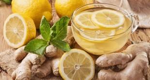 Tisana Zenzero e Limone per dimagrire - come fare e come preparare