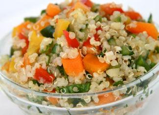 Come cucinare la quinoa - Ricette con la quinoa facili e veloci