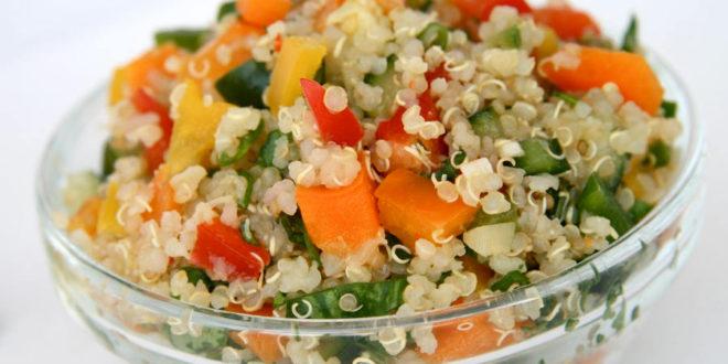 Ricette facili e veloci quinoa