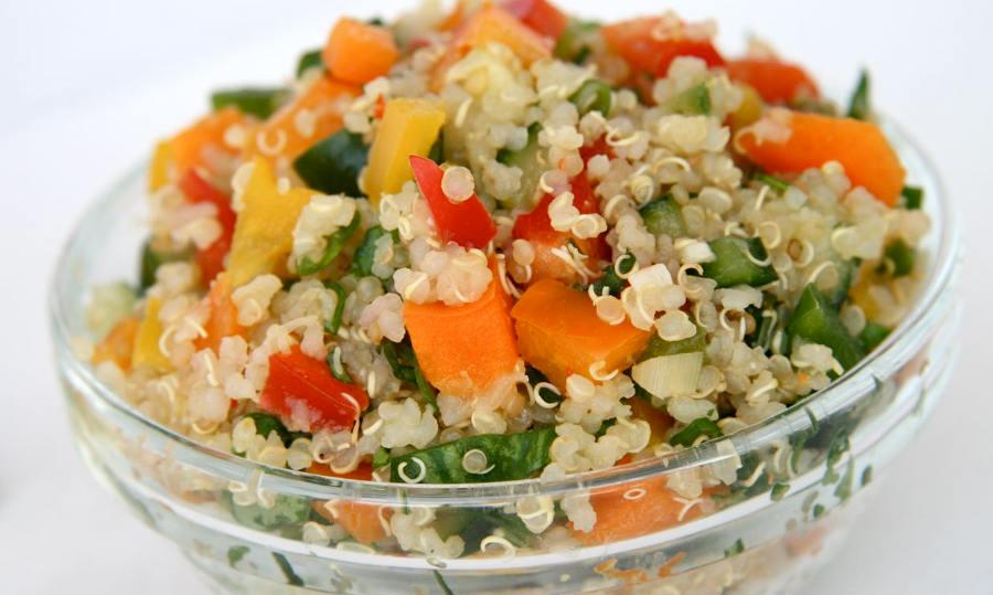 come cucinare la quinoa ricette con la quinoa facili e