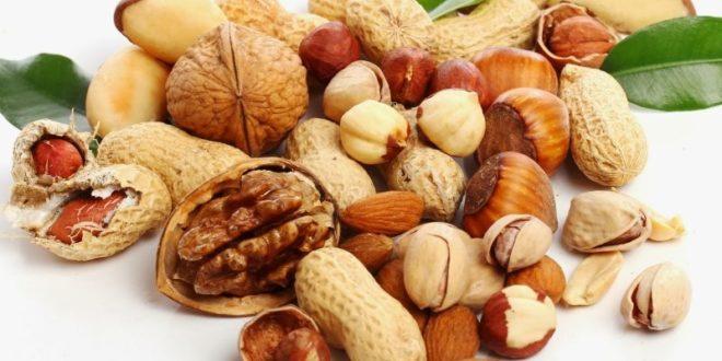 Frutta secca elenco proprietà benefici valori nutrizionali usi e controindicazioni.