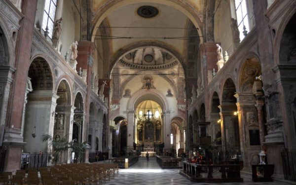 Luoghi belli da visitare a Bologna assolutamente Basilica di San Giacomo Maggiore