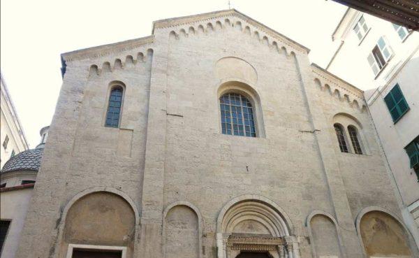 Cosa fare e vedere a Genova La chiesa di Santa Maria di Castello