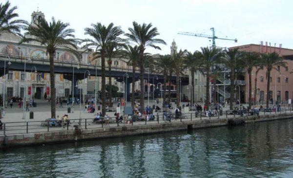 Posti belli da vedere assolutamente a Genova Porto Antico