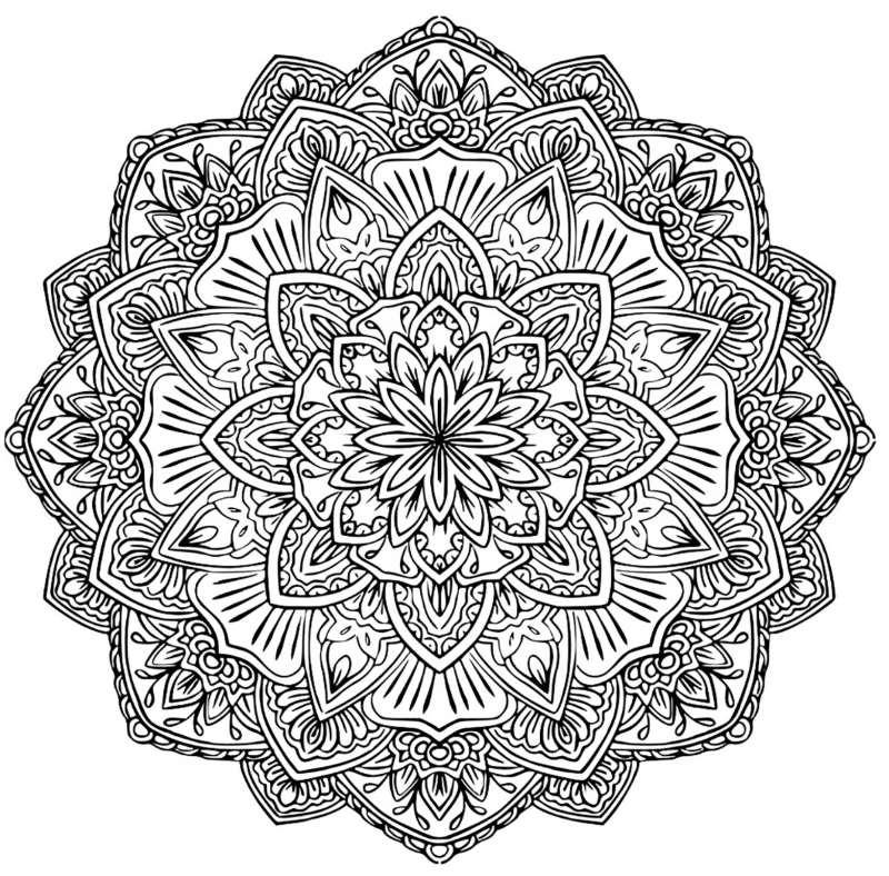 Mandala Significato E I Benefici Che Derivano Dal Creare