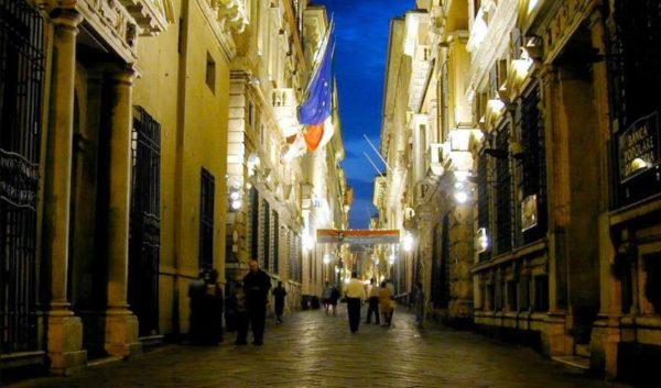 Cosa vedere a Genova Via Garibaldi