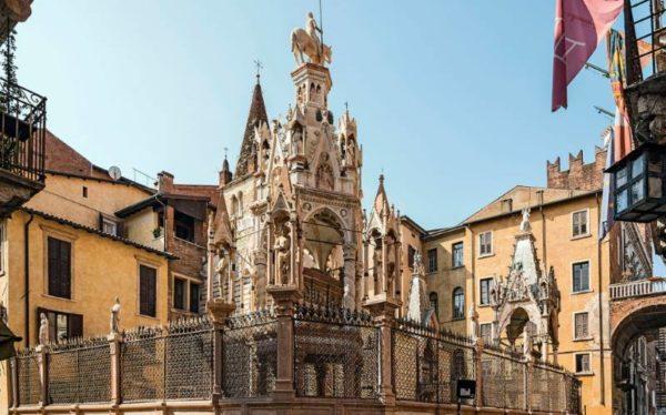 Dove andare a Verona Arche Scaligere