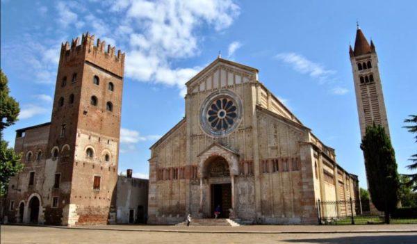 Cosa vedere a Verona in 2 giorni Basilica di San Zeno