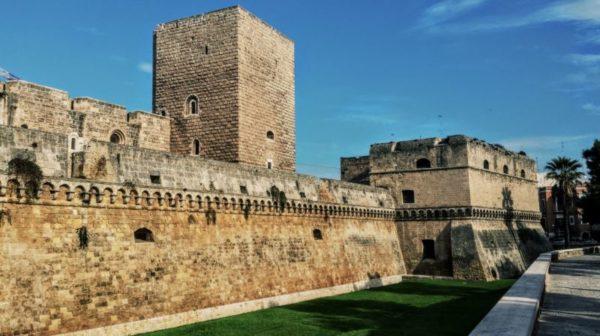 I posti più belli da vedere assolutamente a Bari Castello Normanno Svevo