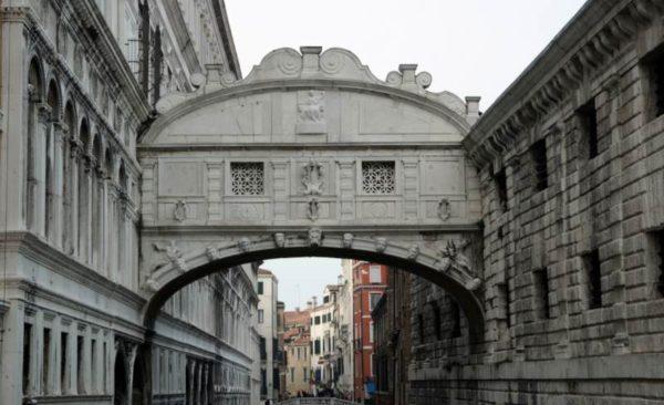 Dove andare a Venezia Il ponte dei sospiri
