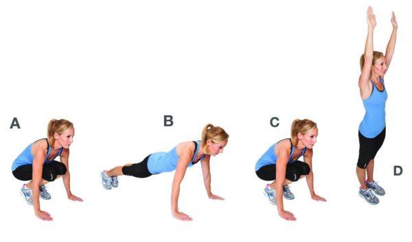 Come si fanno i burpees, a cosa servono, i benefici per la salute, quali sono i muscoli coinvolti e quante ripetizioni di burpees fare al giorno e a settimana.