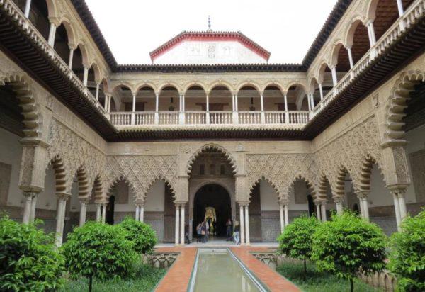 Cosa vedere a Siviglia Alcazar di Siviglia o Il Palazzo Reale di Alcazar