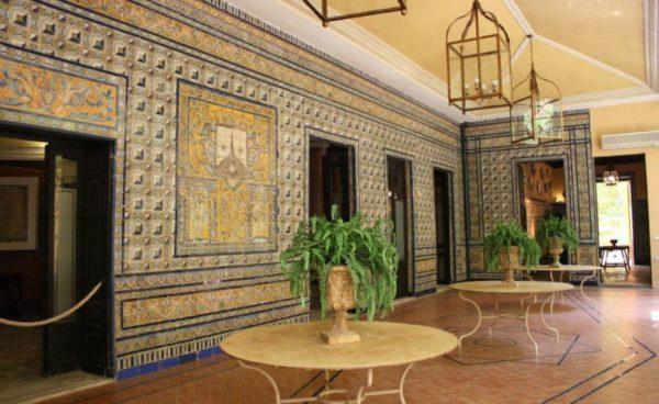 Cosa vedere a Siviglia in 2 giorni Palazzo della contessa di Lebrija