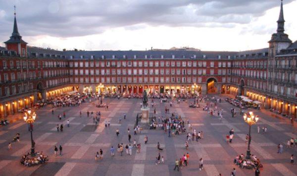 Cosa vedere a Madrid Plaza Major