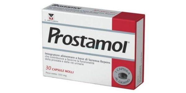 Prostamol foglietto illustrativo recensione opinione e controindicazioni Prostamol