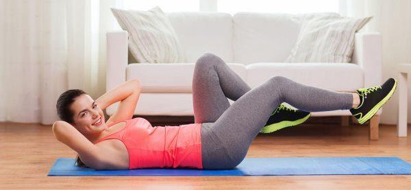 Como perder peso rapidamente - exercícios para perder peso em casa.