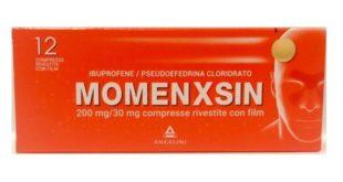 Momenxsin ®: foglietto illustrativo, generalità, composizione, uso, prezzo, controindicazioni ed effetti collaterali. Scopri per quali malattie si usa Momenxsin®, a cosa serve, come si usa, quando non dev'essere usato, le controindicazioni e gli effetti collaterali di Momenxsin®.