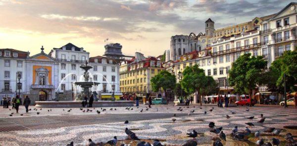 Attrazioni turistiche da visitare assolutamente a Lisbona La Baixa