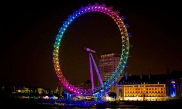 I posti più belli da vedere assolutamente a Londra London Eye