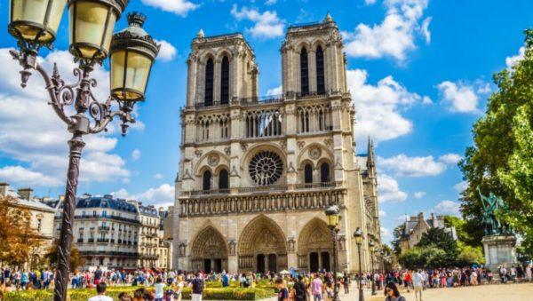Cosa visitare a Parigi la cattedrale di Notre-Dame