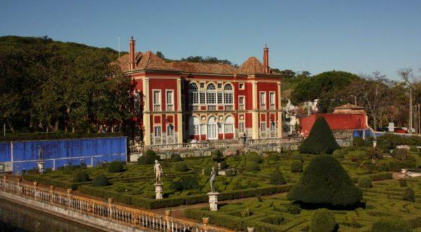 Dove andare a Lisbona per vedere posti belli Palazzo dei marchesi
