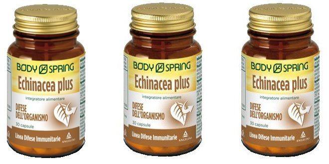 Echinacea Plus: foglietto illustrativo, a cosa serve, controindicazioni, effetti collaterali. Echinacea Plus è un integratore naturale che rafforza il sistema immunitario per prevenire e curare i malanni di stagione.