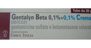 Gentalyn Beta: foglietto illustrativo, a cosa serve, prezzo, controindicazioni, effetti collaterali. Scopri per quali malattie si usa Gentalyn Beta, a cosa serve, come si usa, quando non dev'essere usato, la posologia le controindicazioni e gli effetti collaterali.
