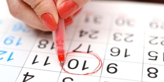 Calendario Ovulazione Giorni Fertili.Calcolo Ovulazione Come Calcolare Il Periodo Fertile