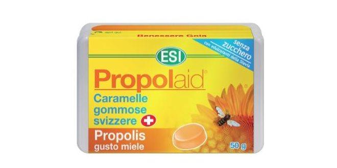 Propolaid® caramelle contro il mal di gola: uso, controindicazioni, effetti collaterali. Scopri a cosa serve Propolaid®, per quali malattie si usa, quando non deve essere usato, le controindicazioni e gli effetti collaterali.