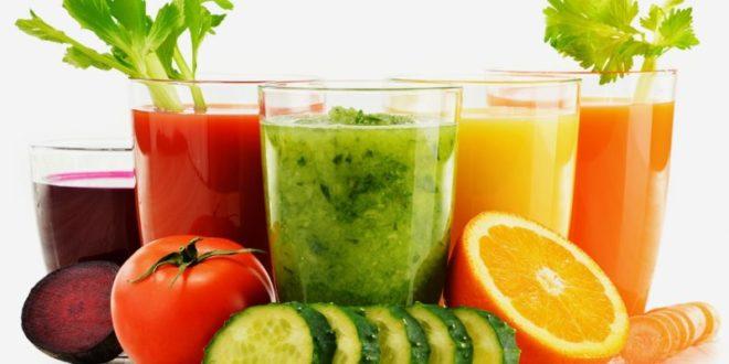 dieta sgonfiante 7 giorni centrifugati per purificare il fegato