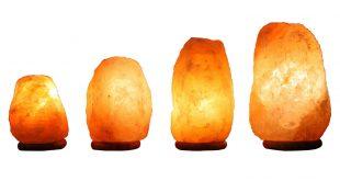 Cosa sono le lampade di sale dell'Himalaya ? Portano davvero benefici?